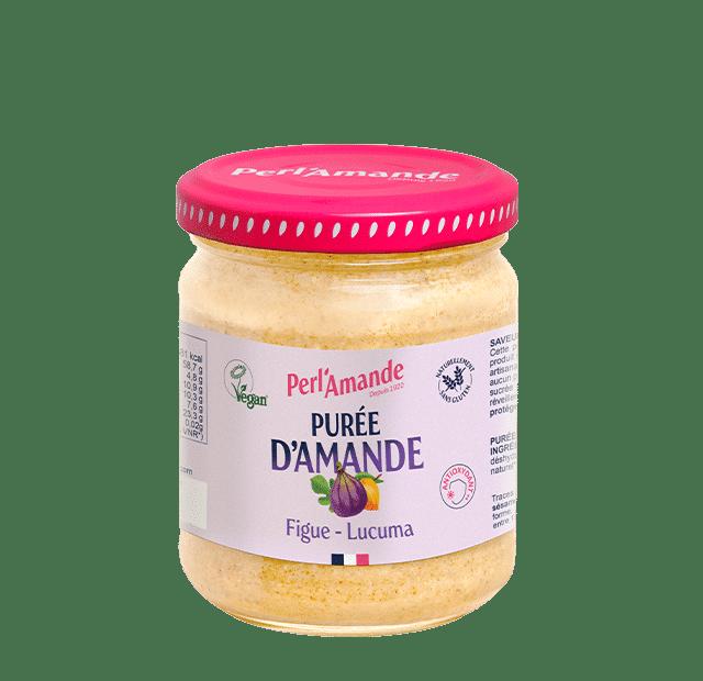Almond & fruit butter - Fig, Lucuma