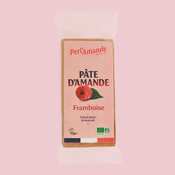 Pâte d'Amande Framboise