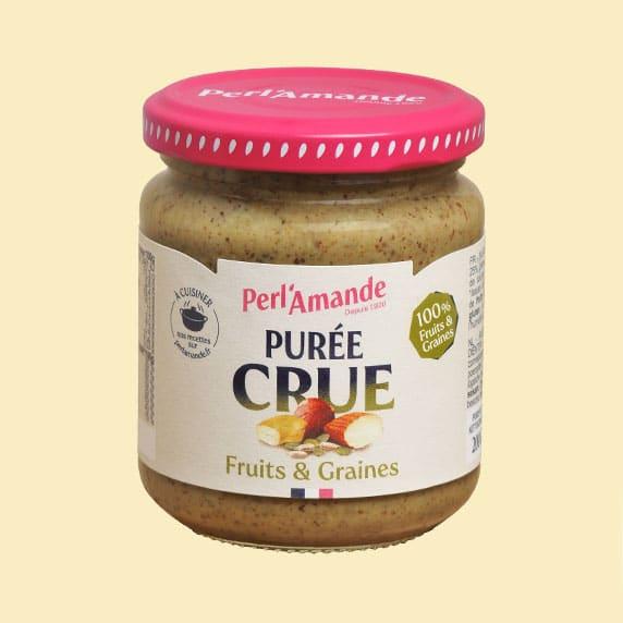 Purée Crue Fruits & Graines