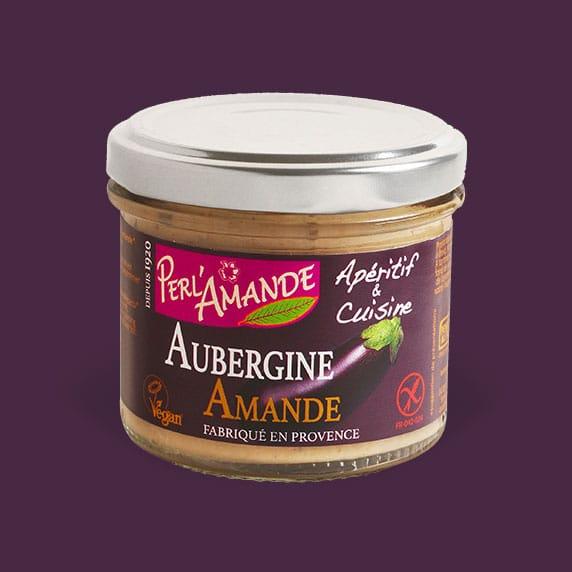 Aubergine - Amande