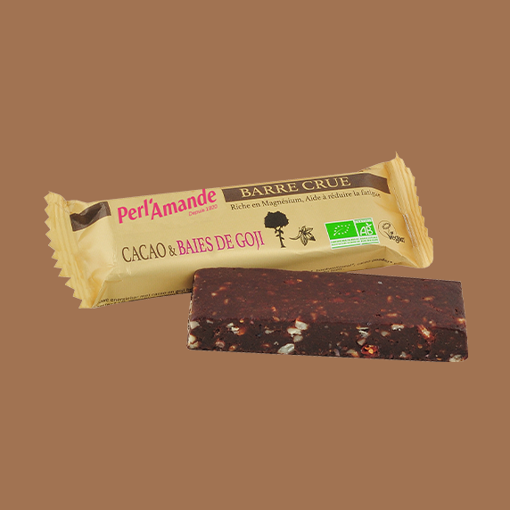 Cocoa & Goji Berries Raw Bars