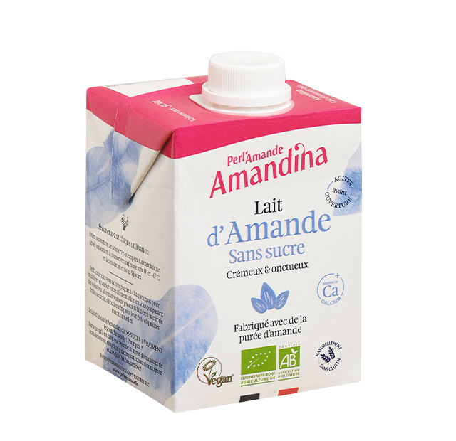 Amandina Almond Drink Sugar Free