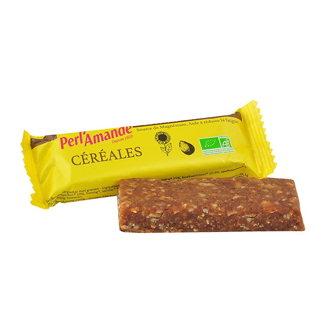 Barre Crue Céréales