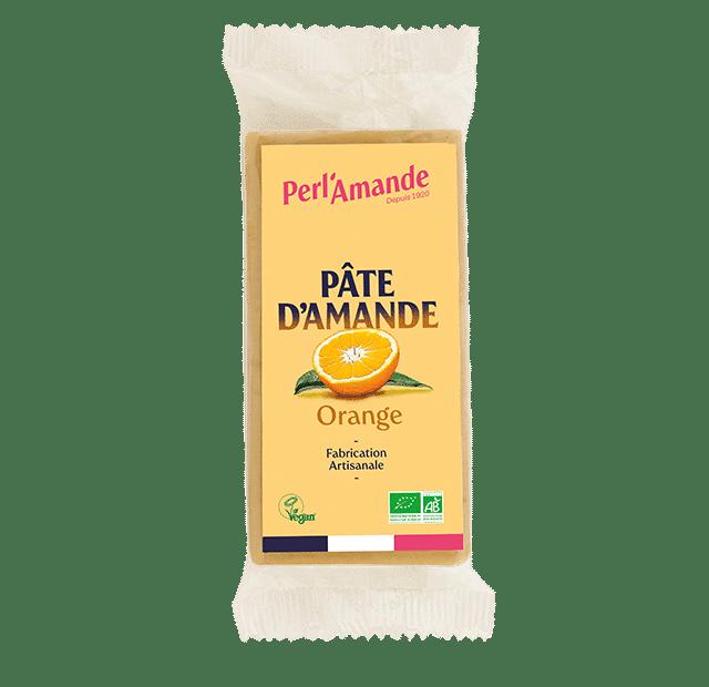 Pâte d'Amande Orange Confite