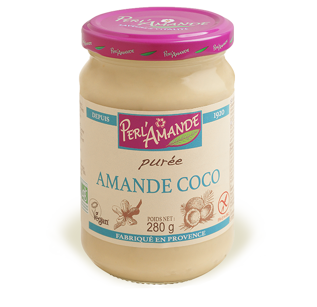 Purée Amande - Coco