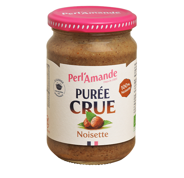 Hazelnut Raw Butter