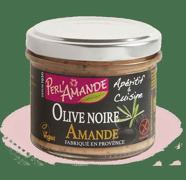 Olive Noire - Amande