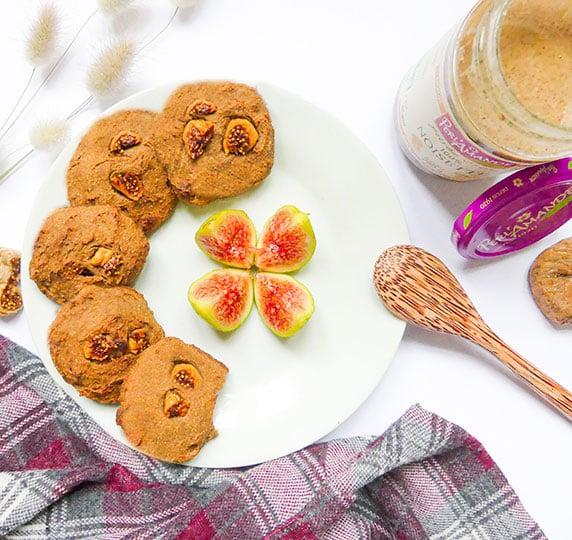 Cookies Banane Maca @Eveisvegan