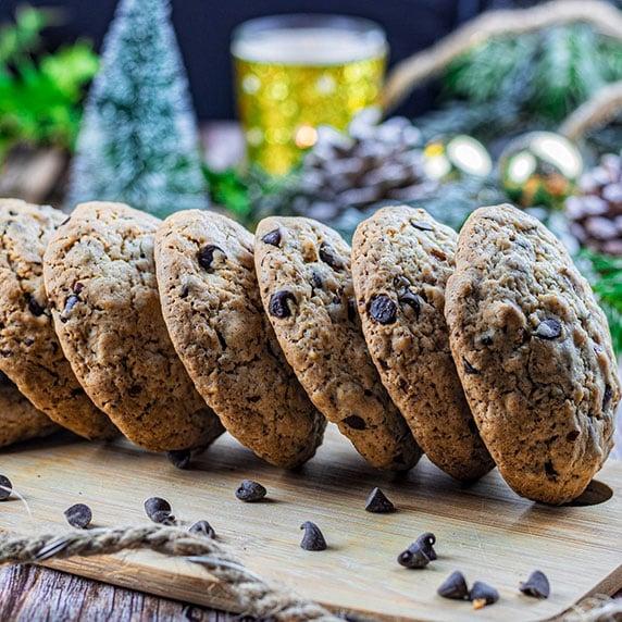 Cookies à la purée crue cacahuète by BeautyFood Cooking