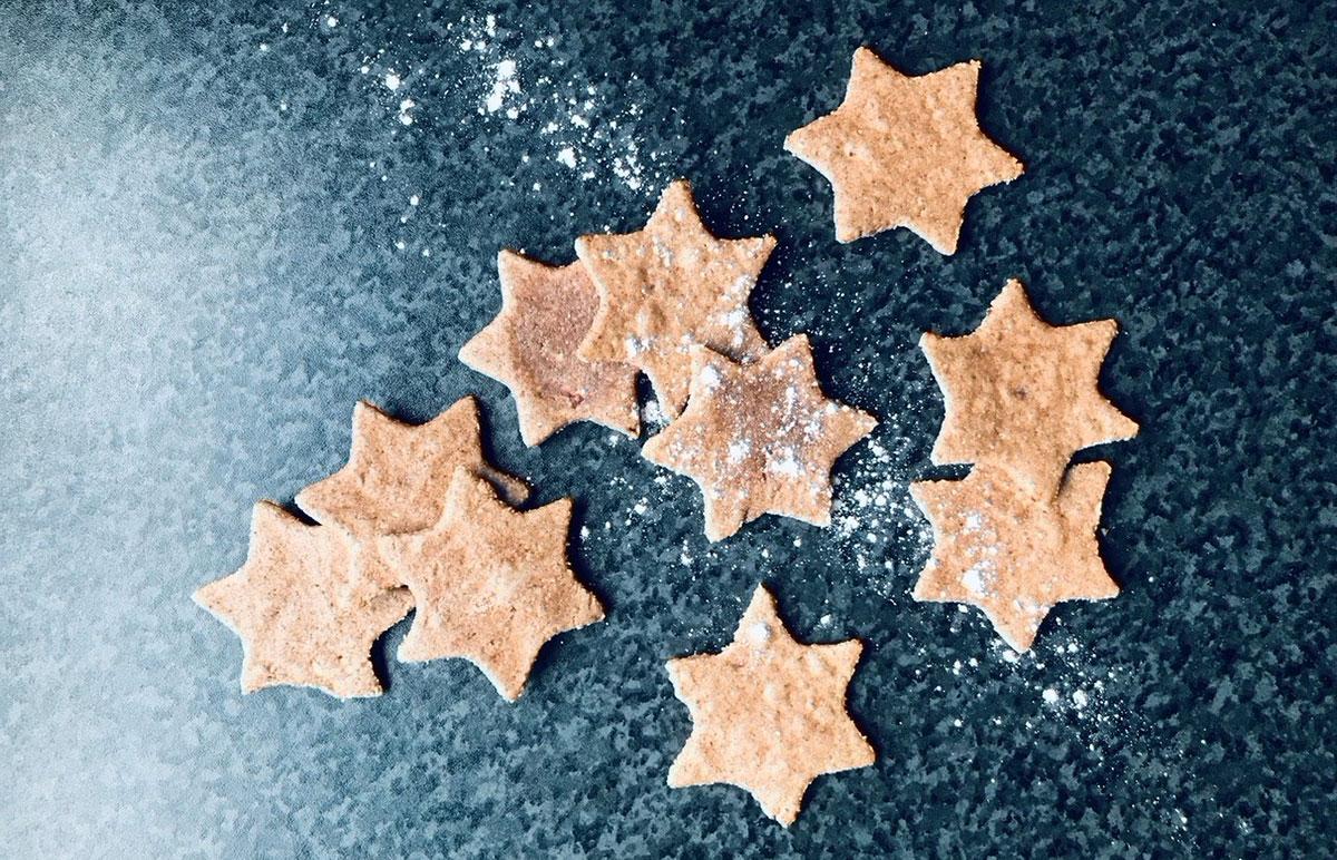 Bredela à la purée crue amande complète crunchy by @Alimentation Epanouie