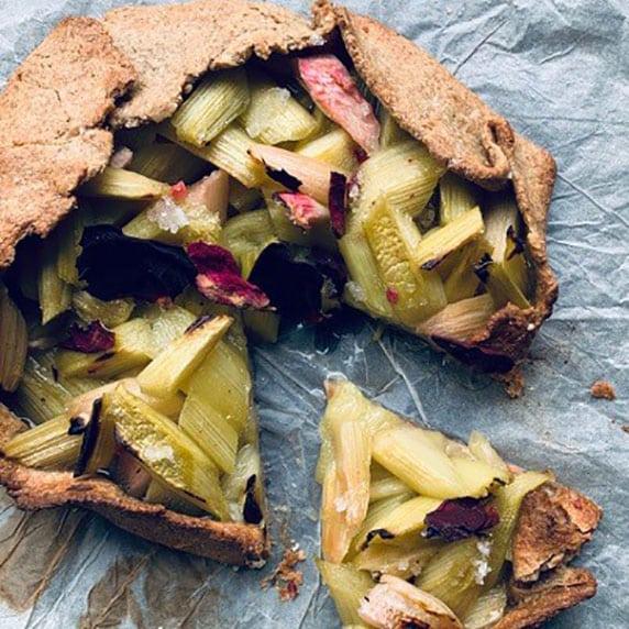 Pâte à tarte sucrée à la purée d'amande blanche by Alimentation Epanouie