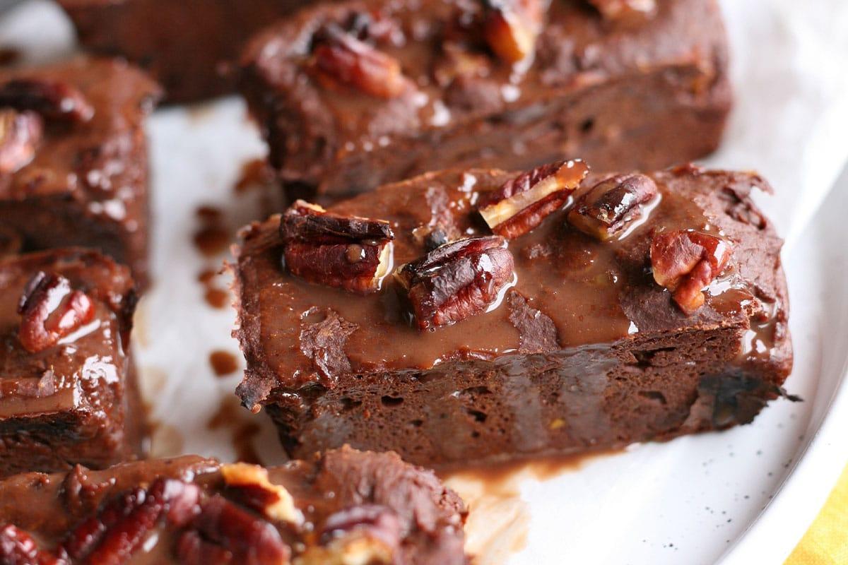 Brownie aux 4 fruits secs by Plante Ton Assiette